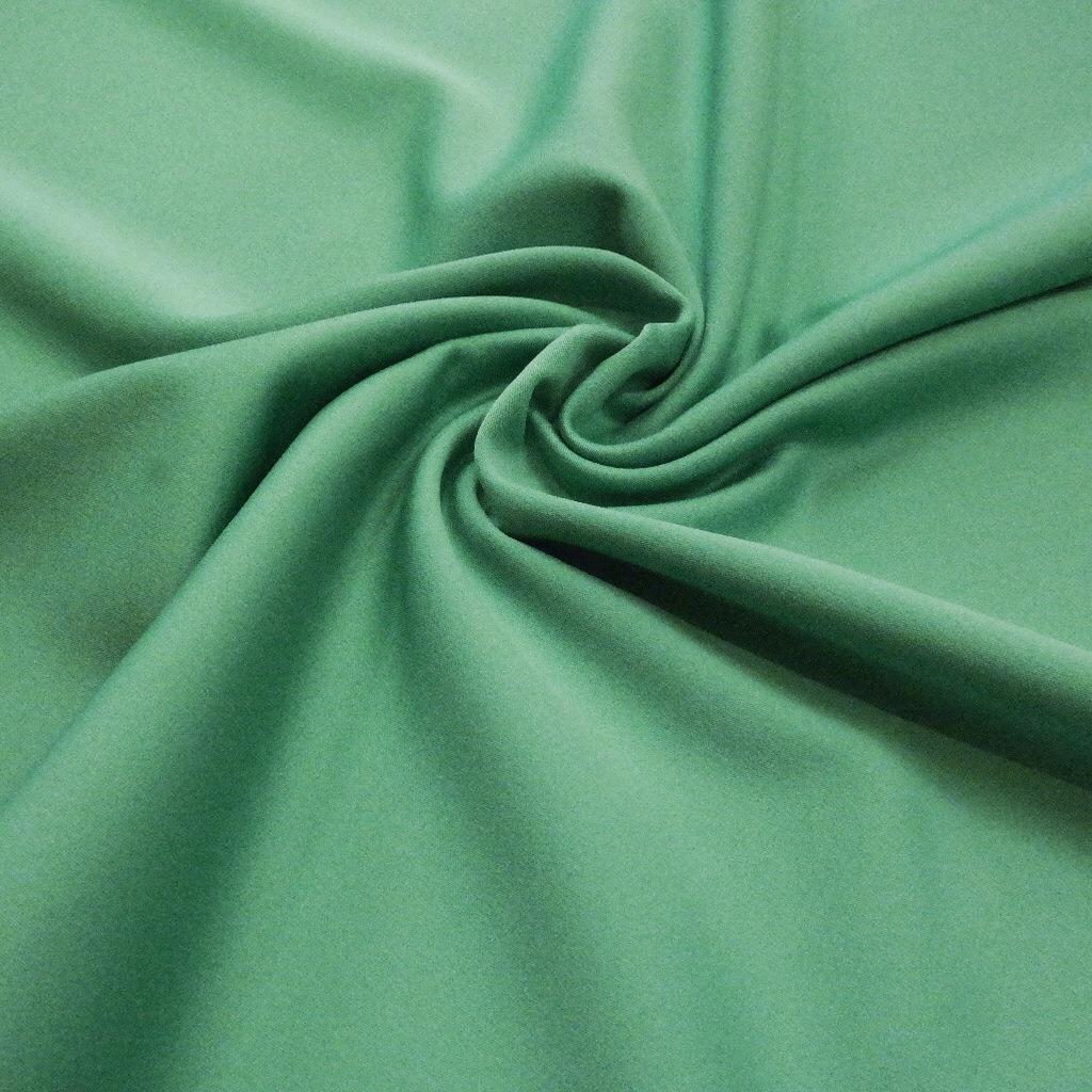 kostým.pastel.zelená elast.
