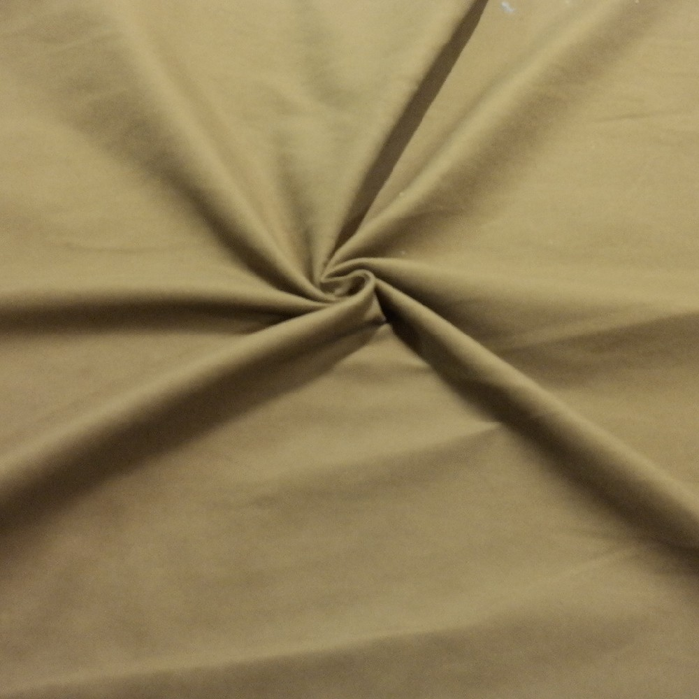 duvetin oříškový elastický