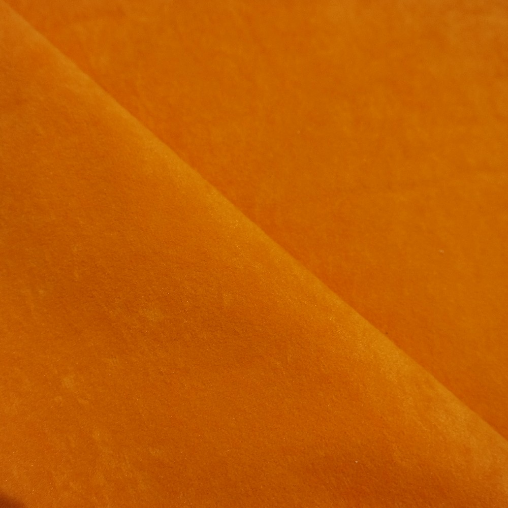 potah.-oranž plyš