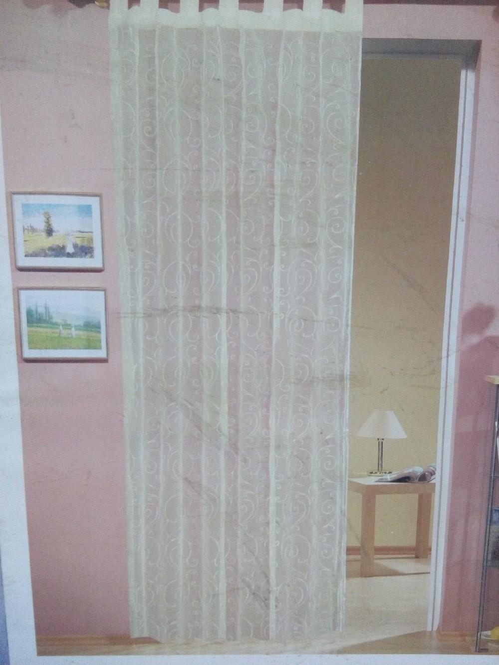 záclona hotová na poutka 150*200