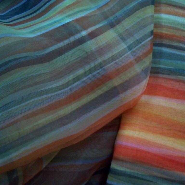 záclona proužky 150 cm