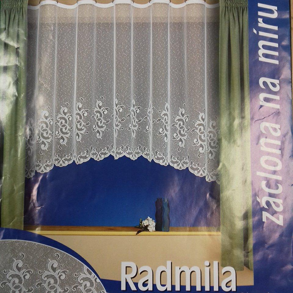 záclona T Radmila K 700201/300x150