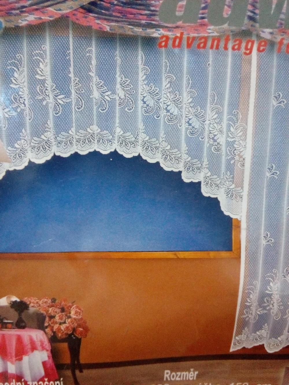 záclona V P 511/D 330x150