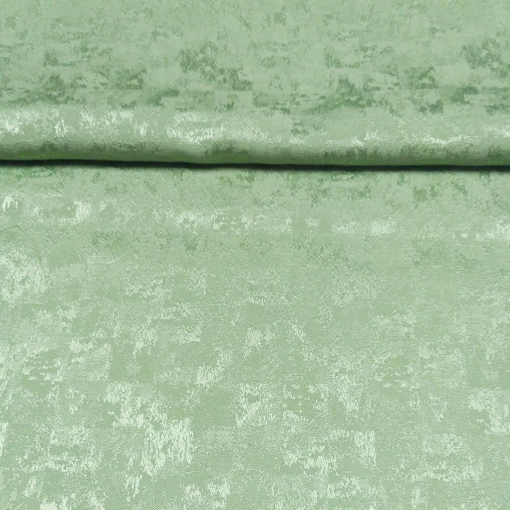 dekor.Ho zelená sv.lesk š.140
