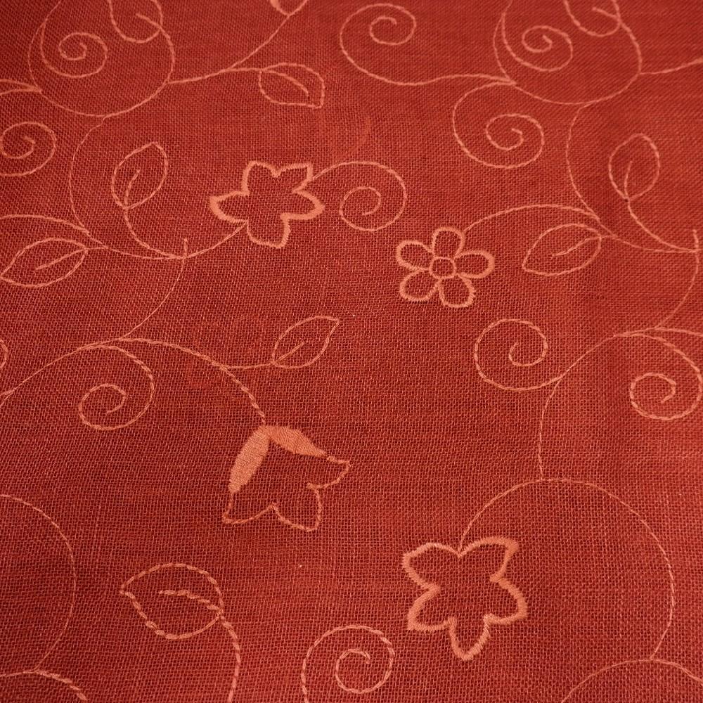 dekoračka vínovocihlová šlahouny š.290