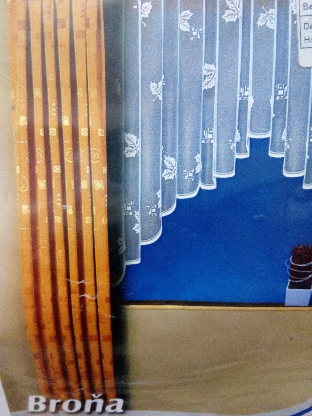 záclona T Broňa 70550135 150x350