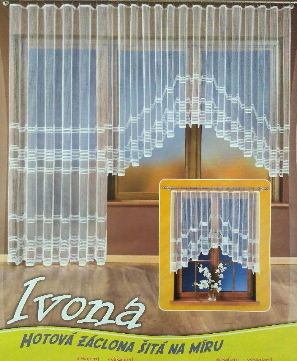 záclona hotová Fo Ivona 250x120