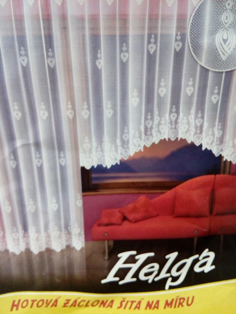 záclona Fo Helga 250v.*200š.