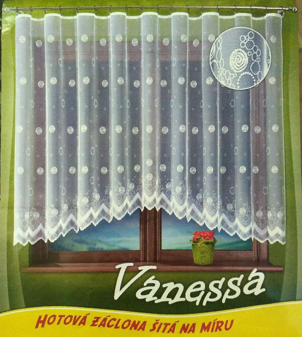 záclona Vanesa 140*300
