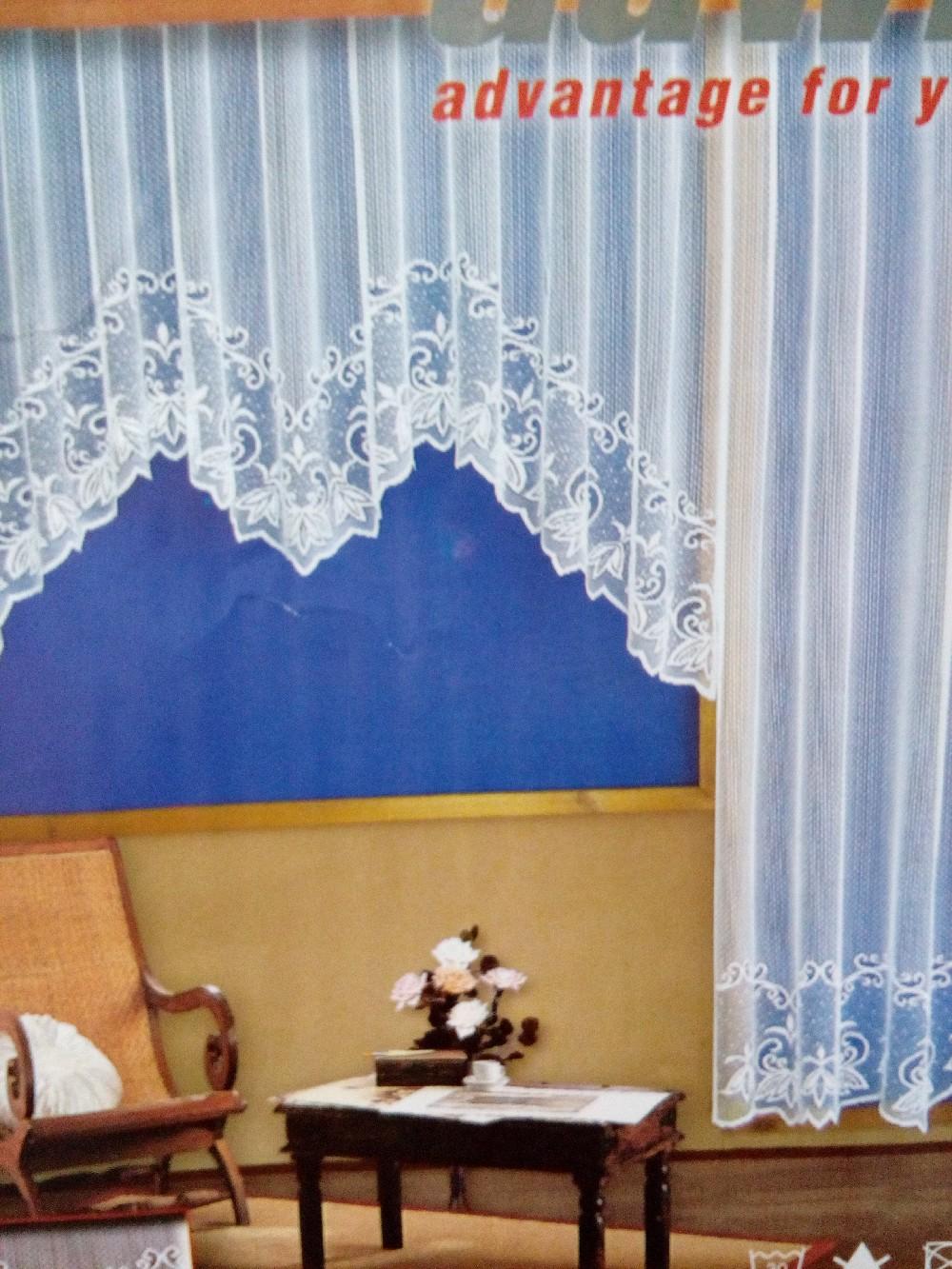 záclona V 398/C 200x250