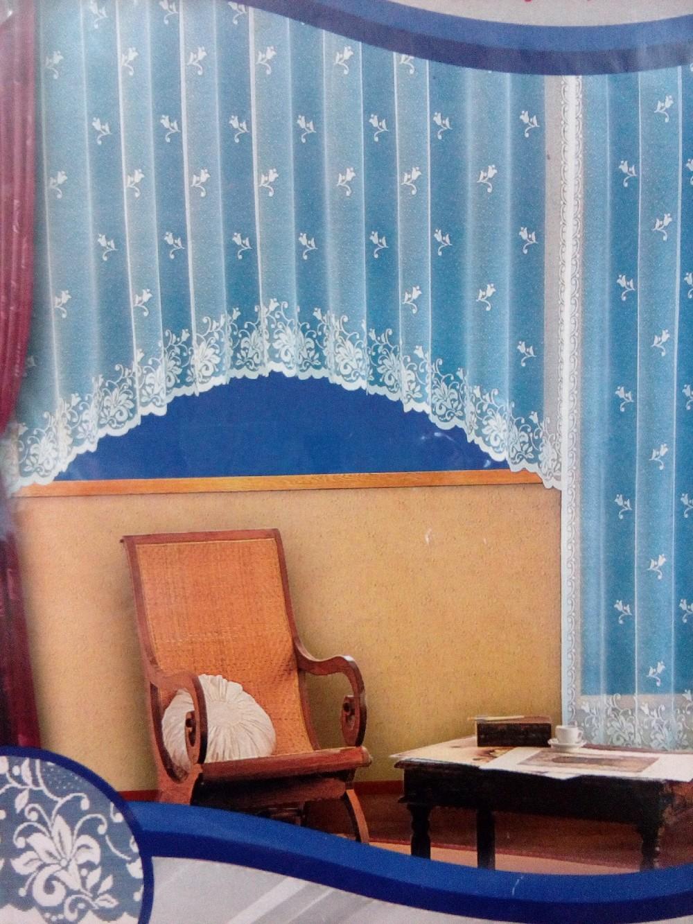 záclona hotová V P573/B 150*300