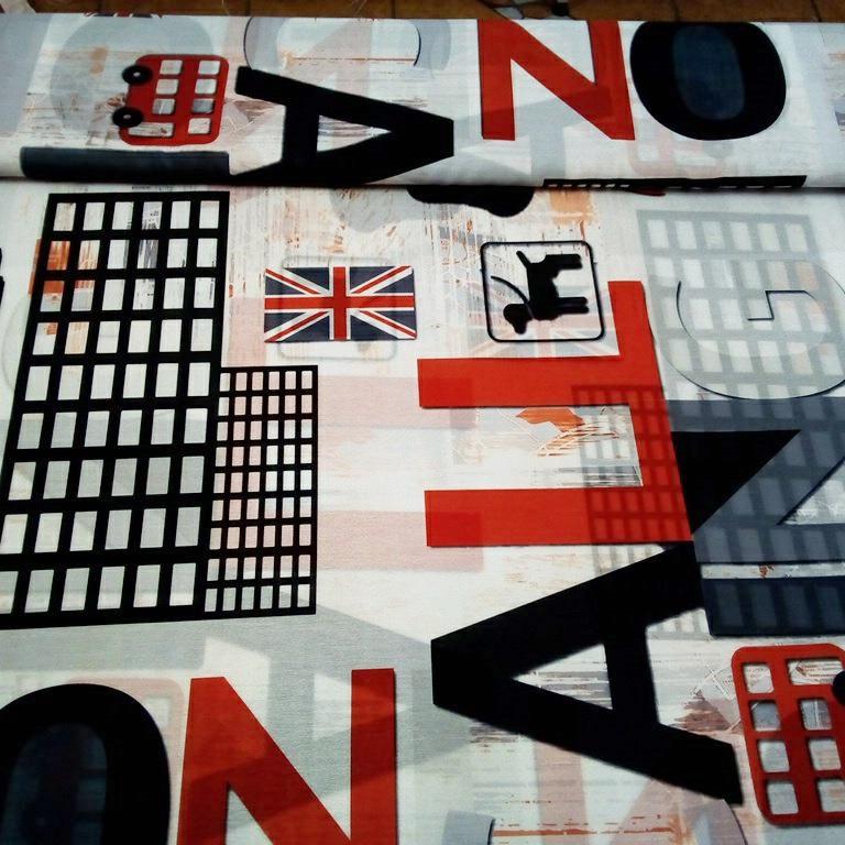 záclona Ho angl.vlajka