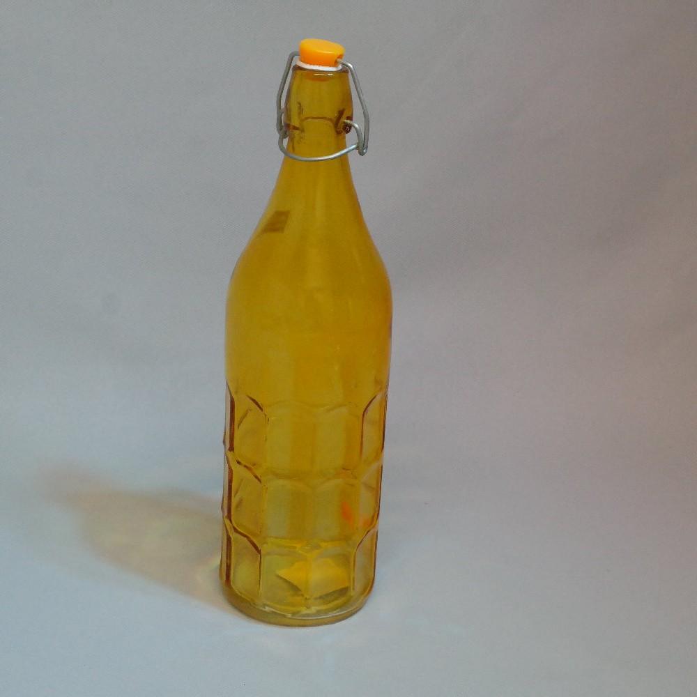 láhev barevná s uzávěrem