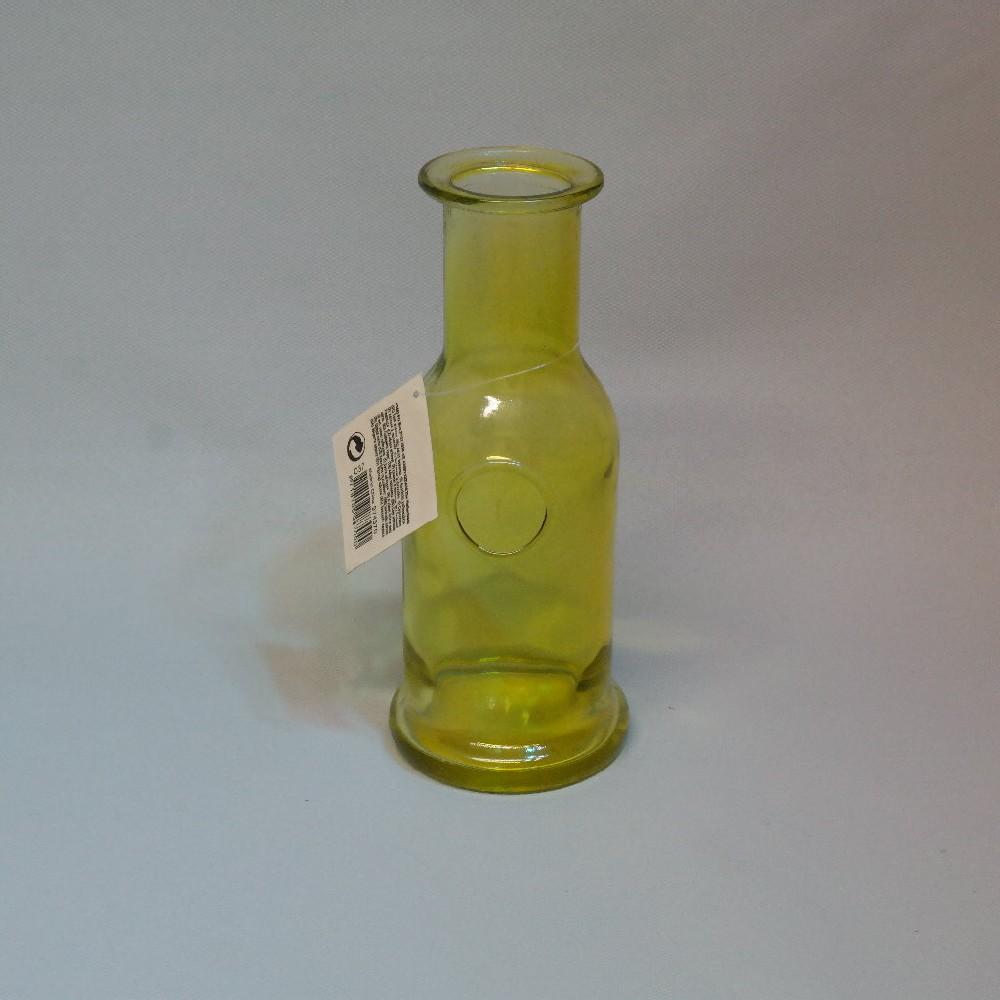 váza sklo barevná