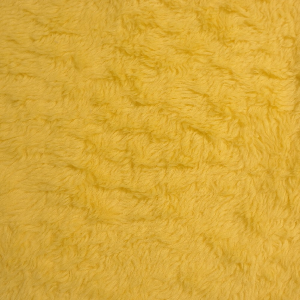 plyš TERAN 268 žlutý