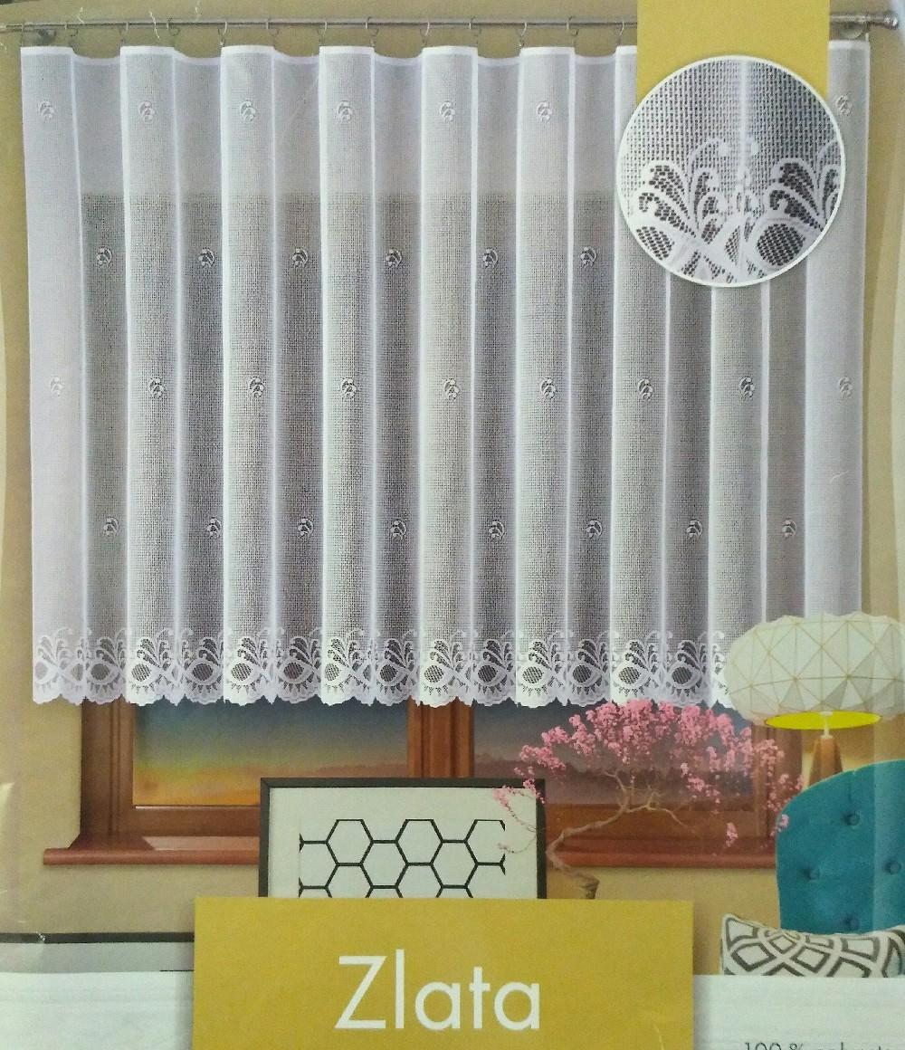 Záclona FO žakárová 120x250