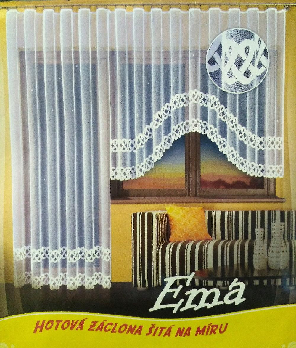 záclona hotová  Fo Ema 250x130