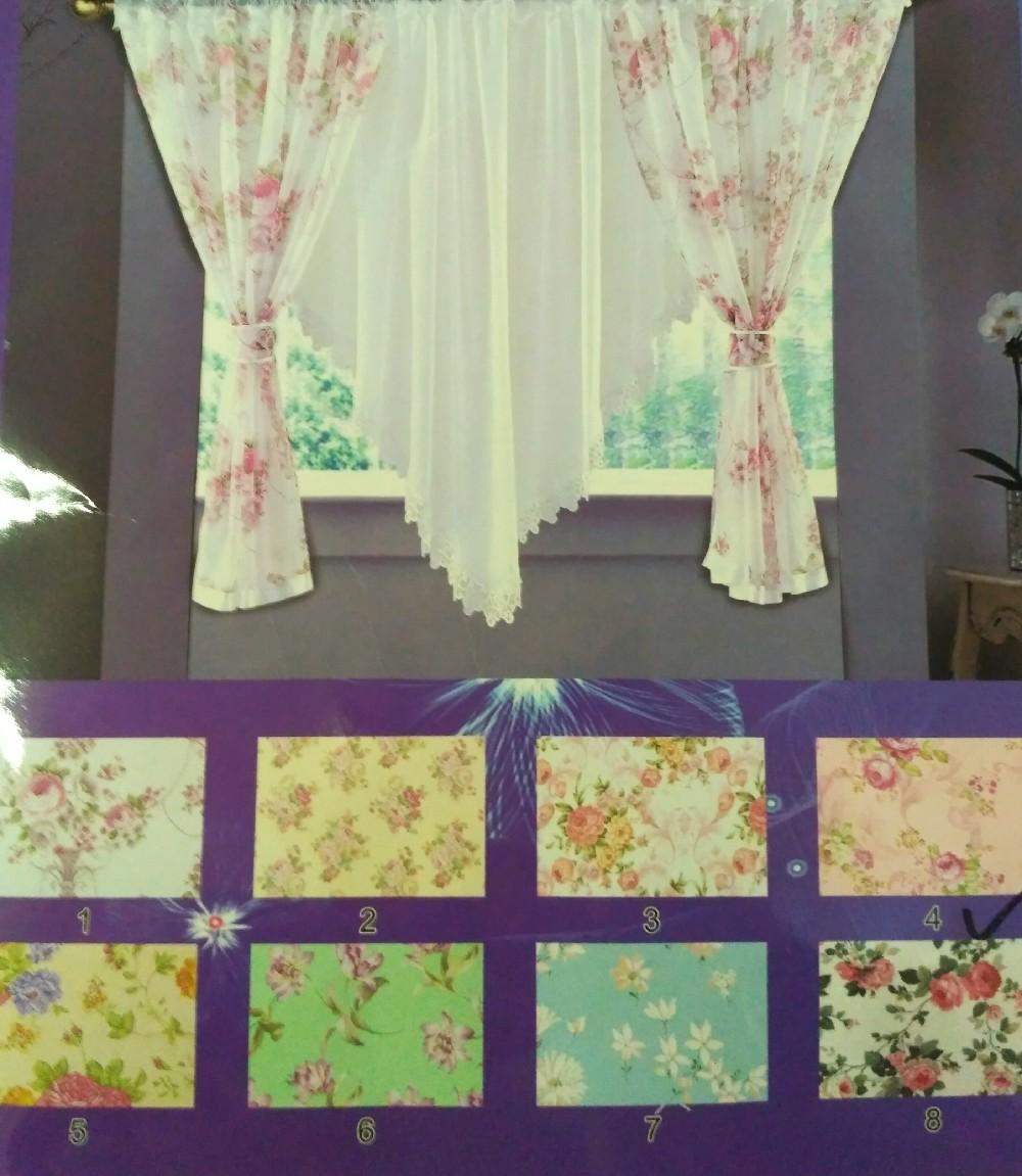 záclona hotová 150*400