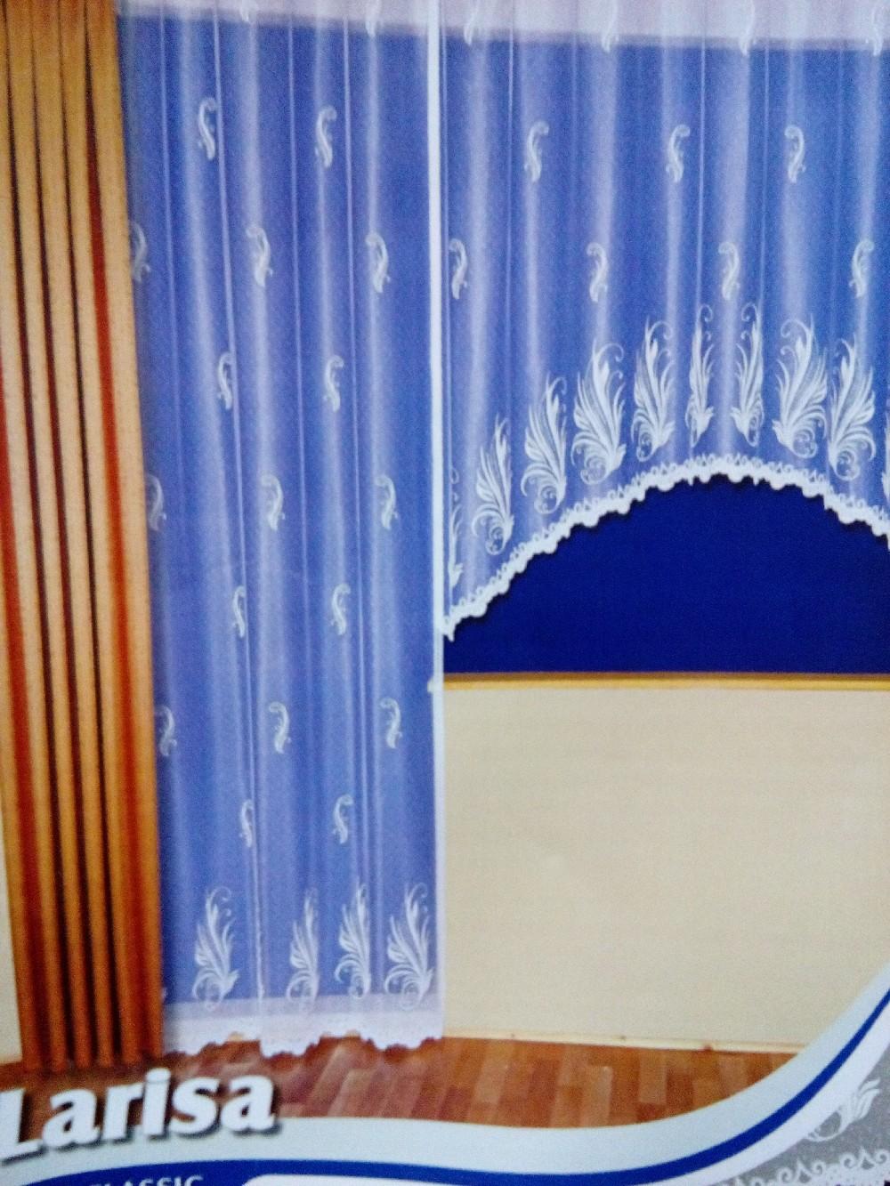 Záclona hotová 150x300 Larisa K7146/01