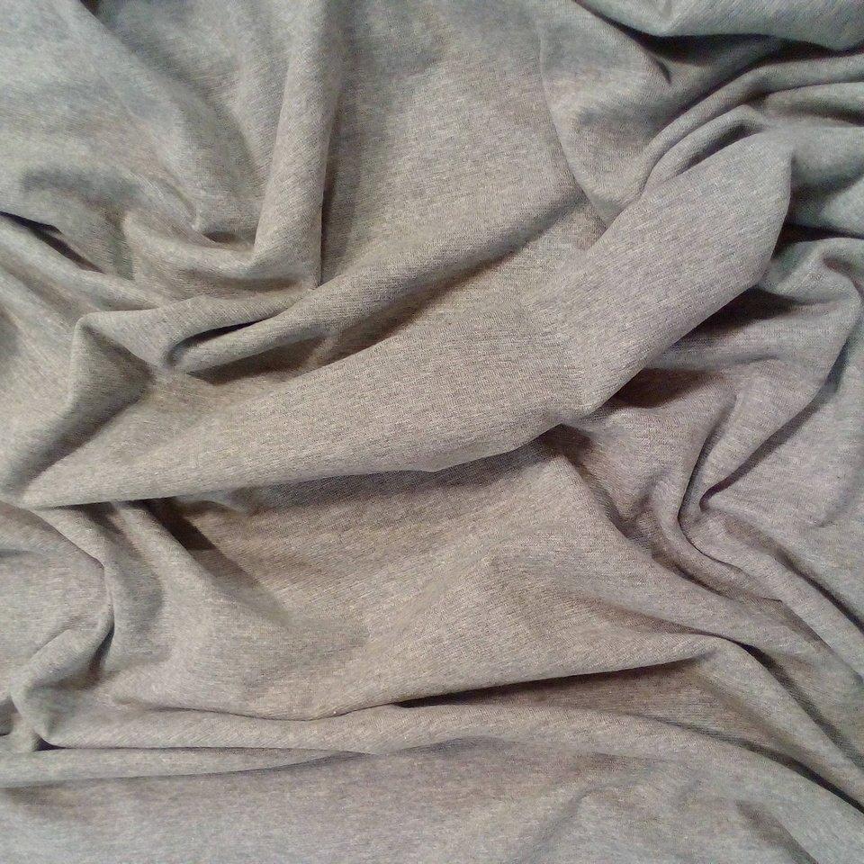 úplet šedý melír