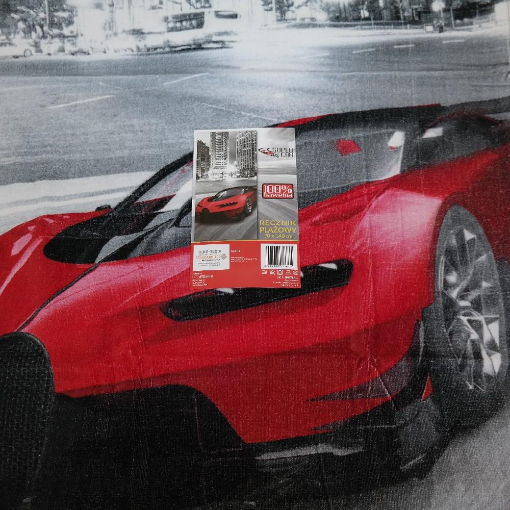 osuška dětská  auto