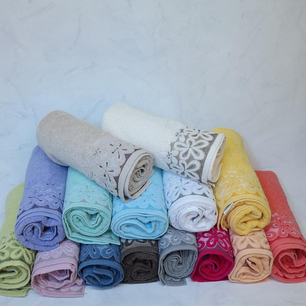 ručník květy bella 50x90 cm