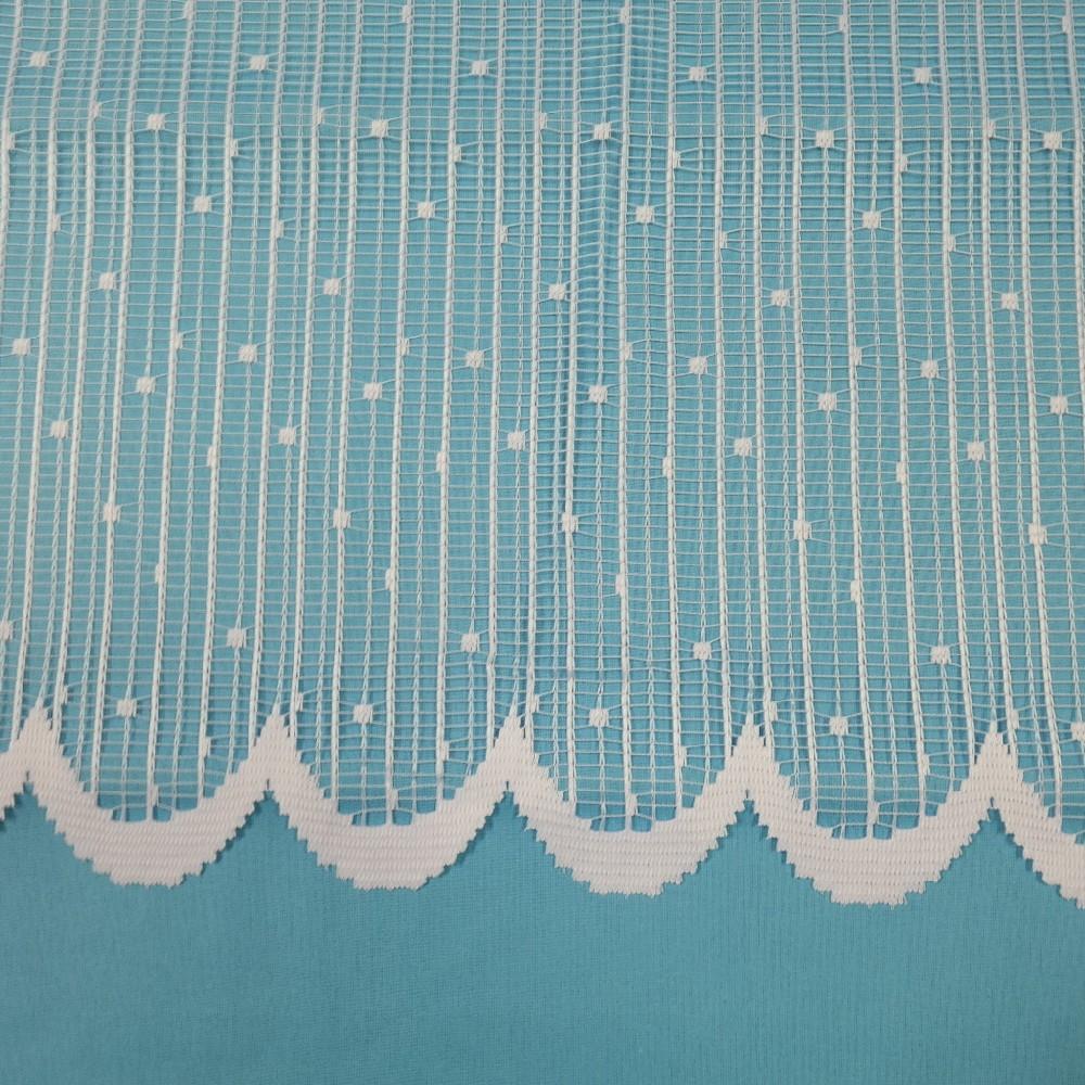 záclona V 005/140 žakárová