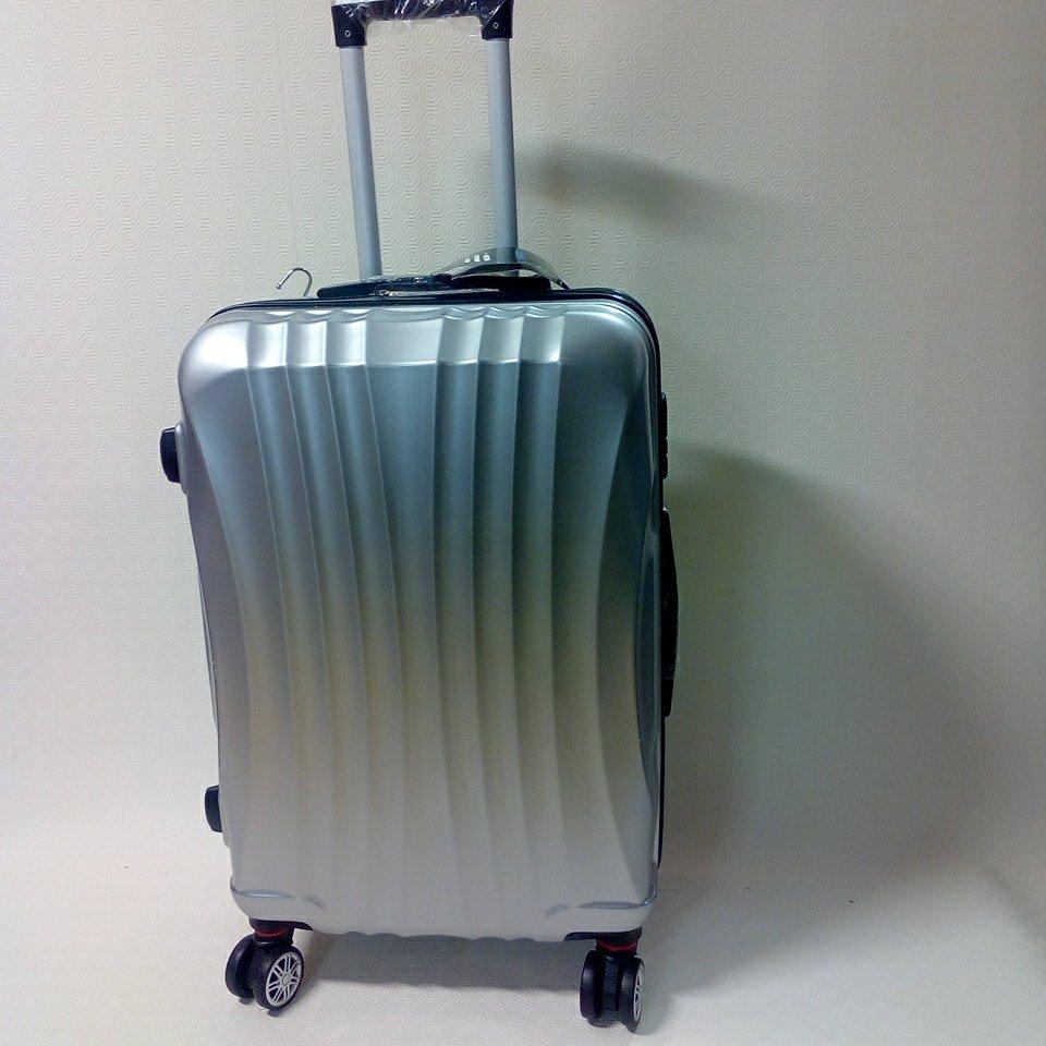 kufr střední plastový