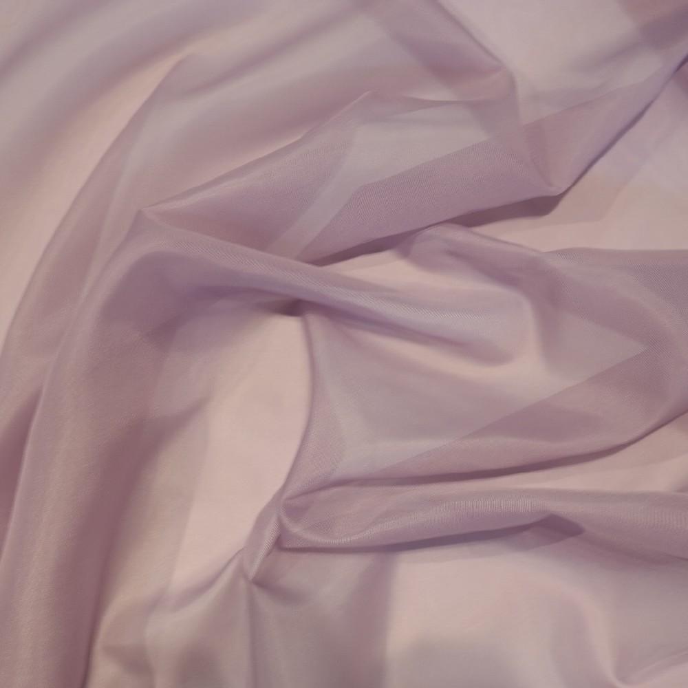 záclona 150 cm voál fialový