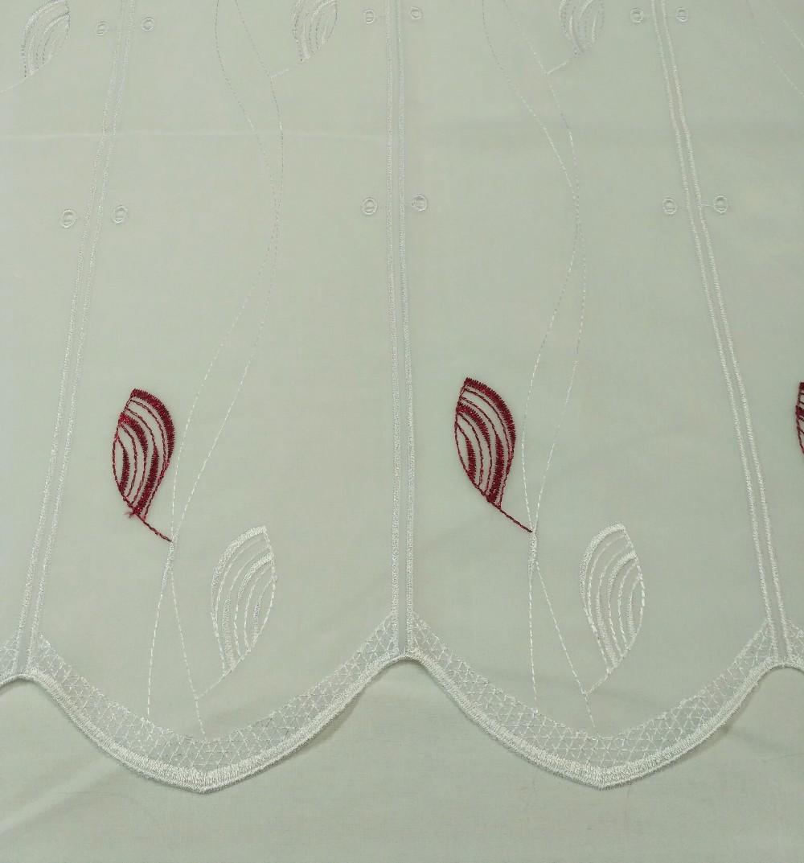 záclona Ve voál  130cm rolíčko