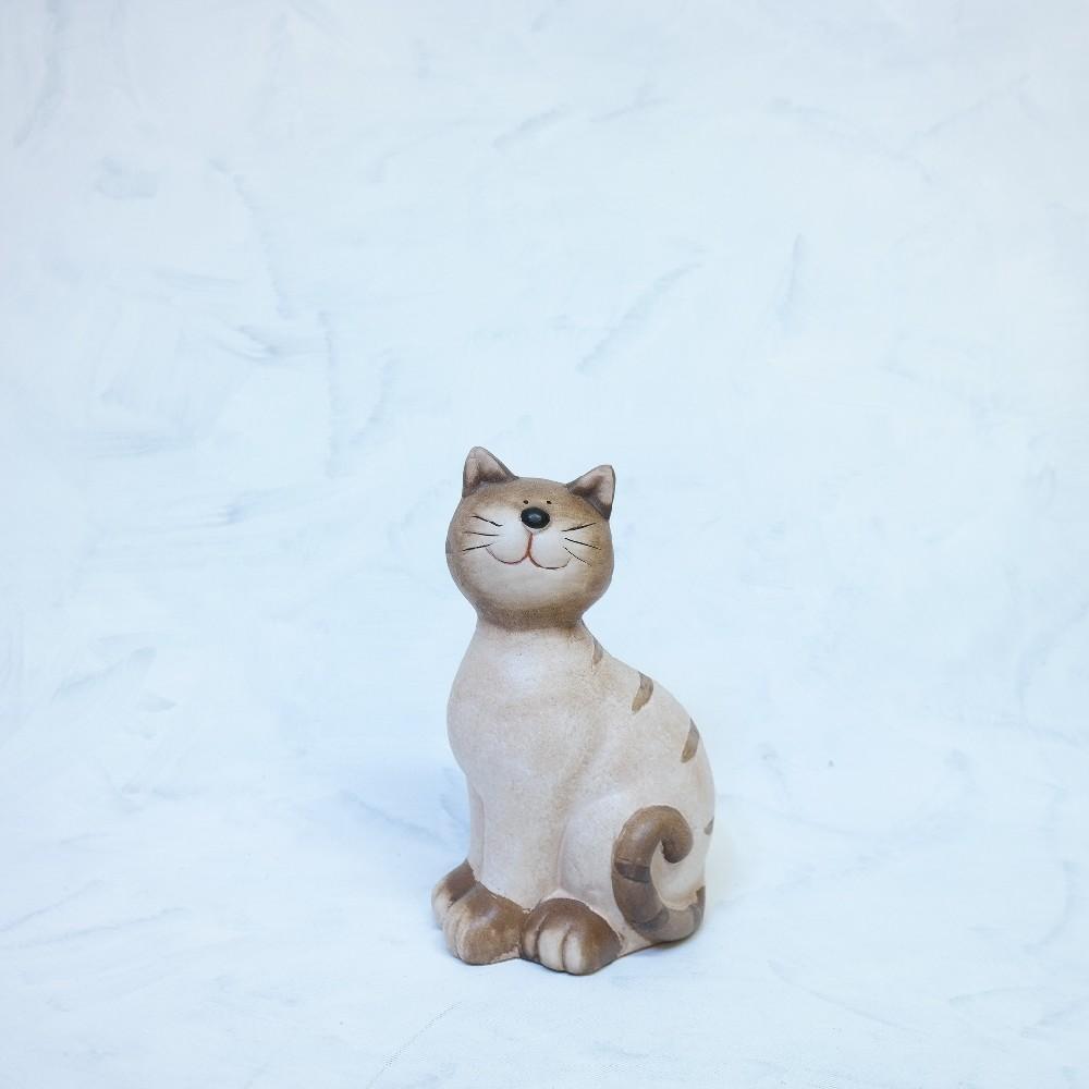 kočka poly26cm