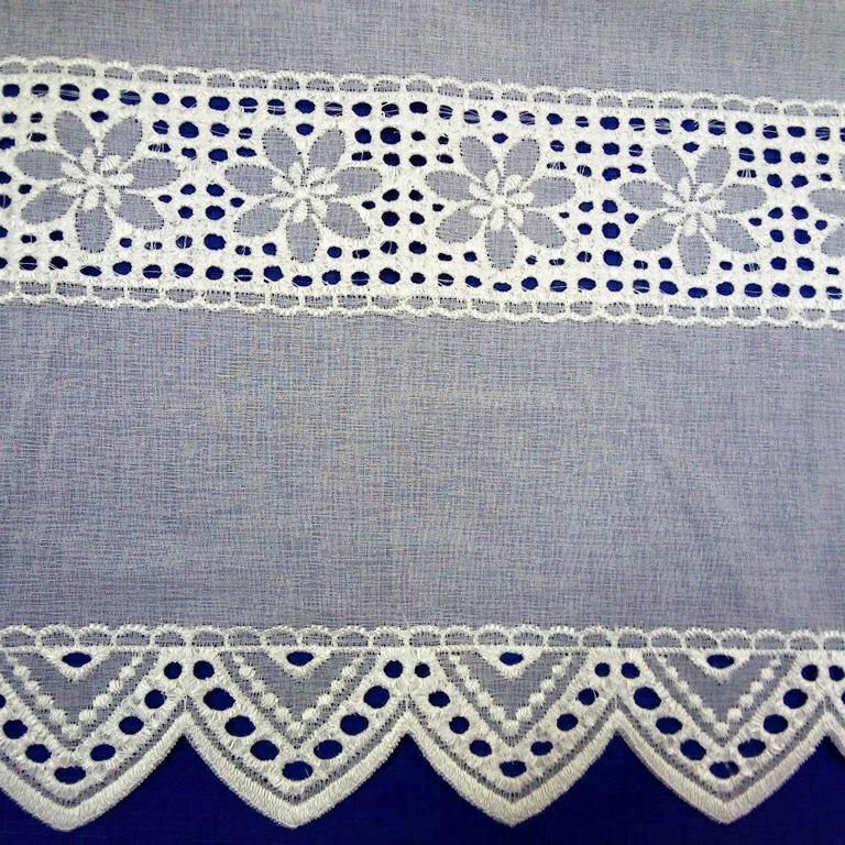 záclona 40 cm 2318/001 Bo V