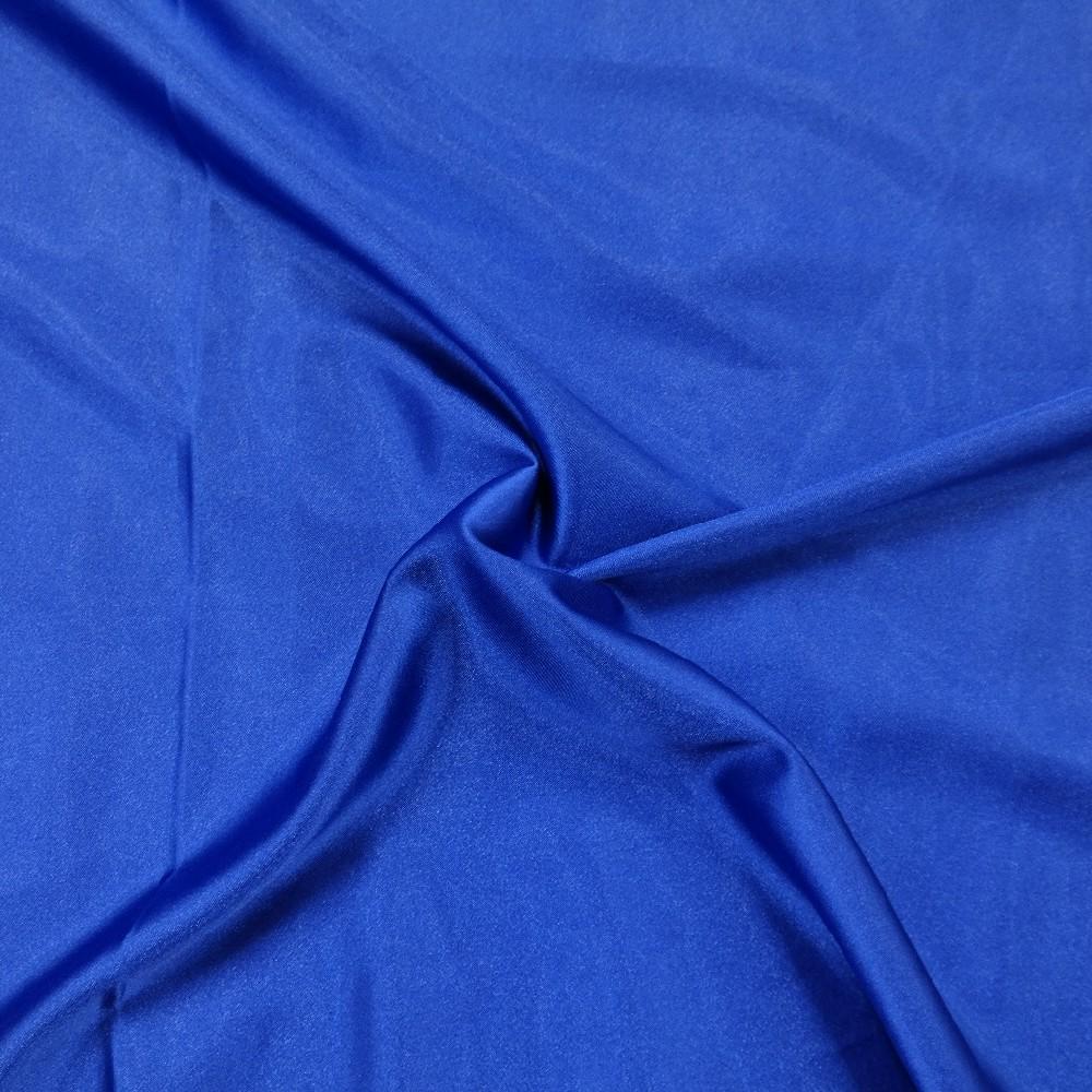 satén tm.modrý
