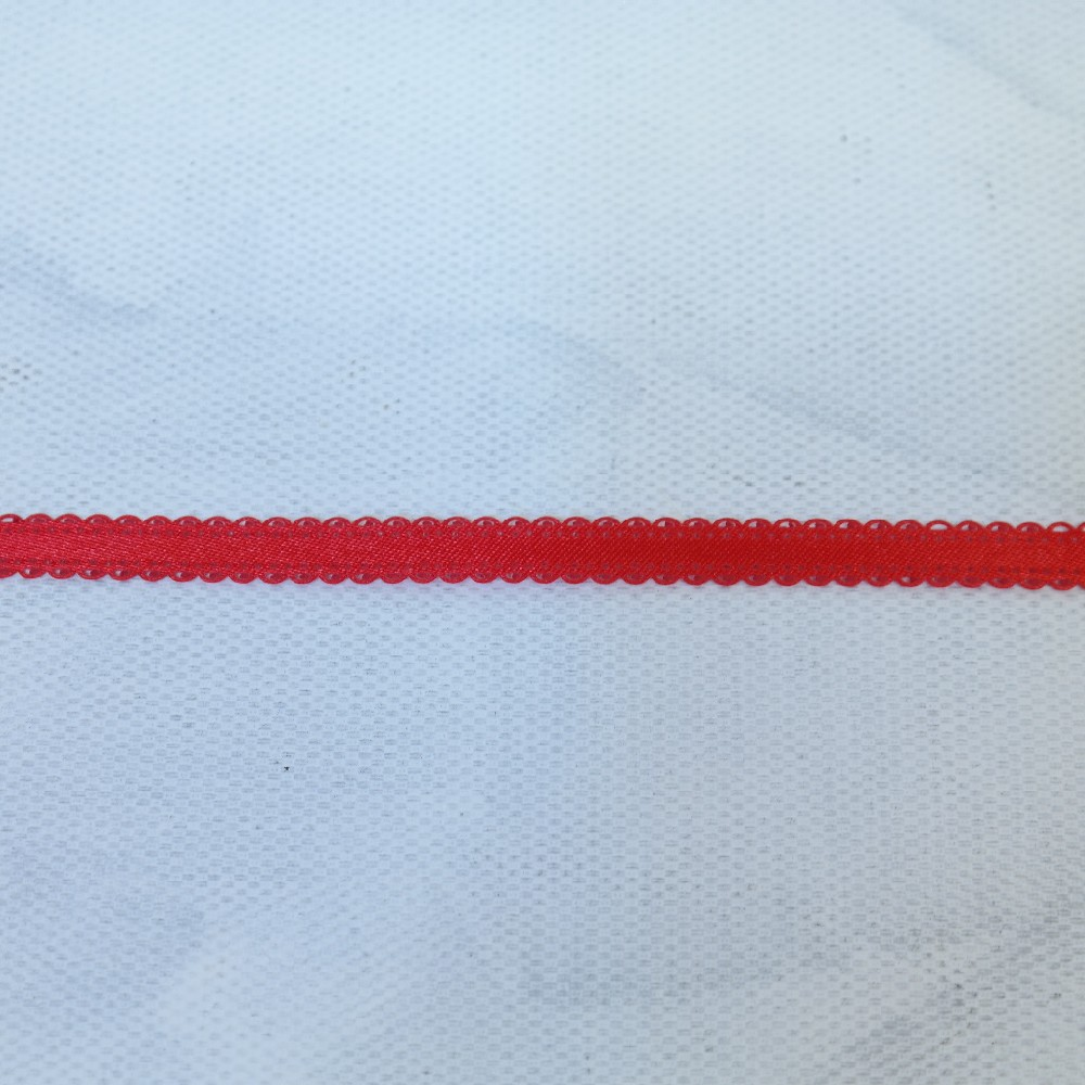 šnůrka červená ozdobná