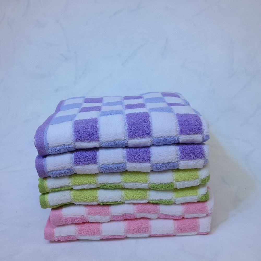 ručník kostky