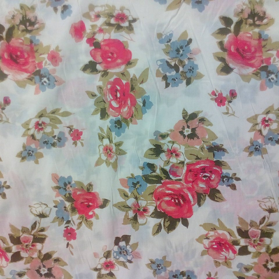 Košilovina květ viskoza