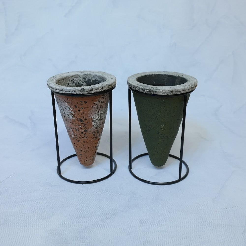 květináč/váza18cm