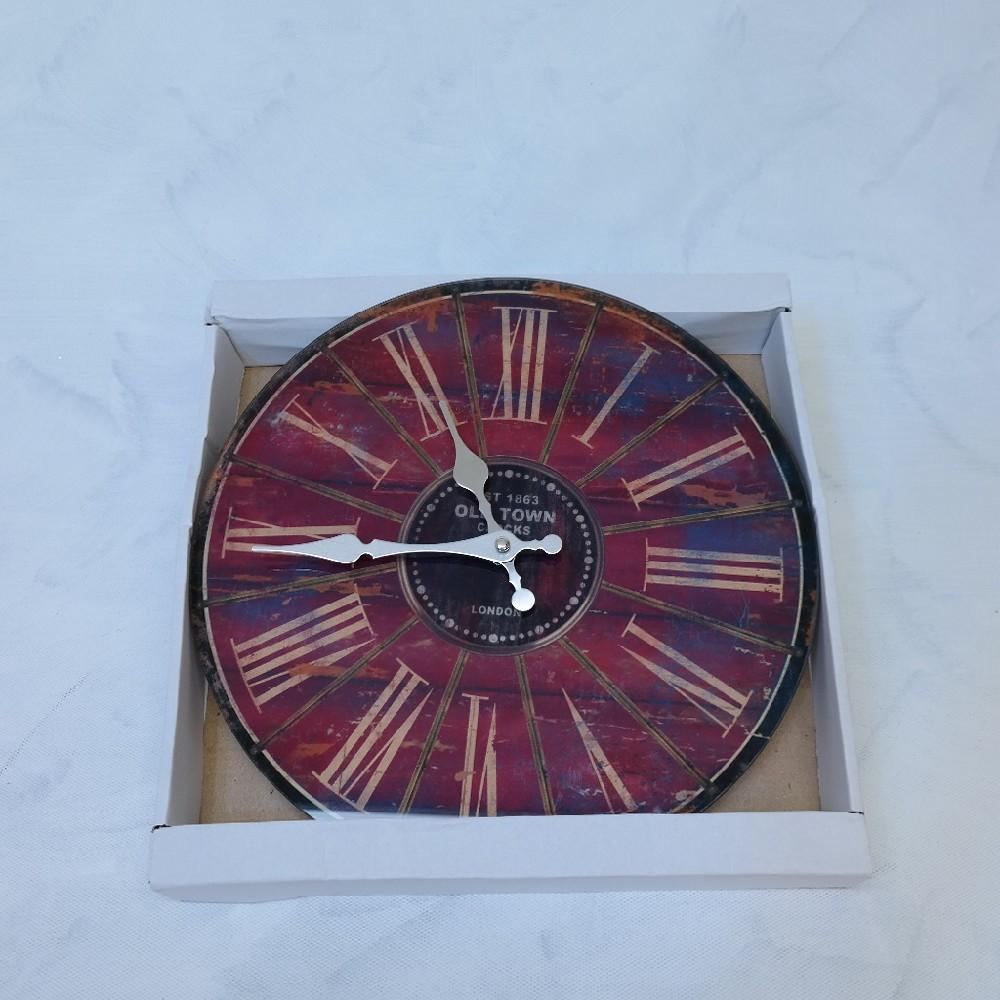 hodiny římské č.28cm