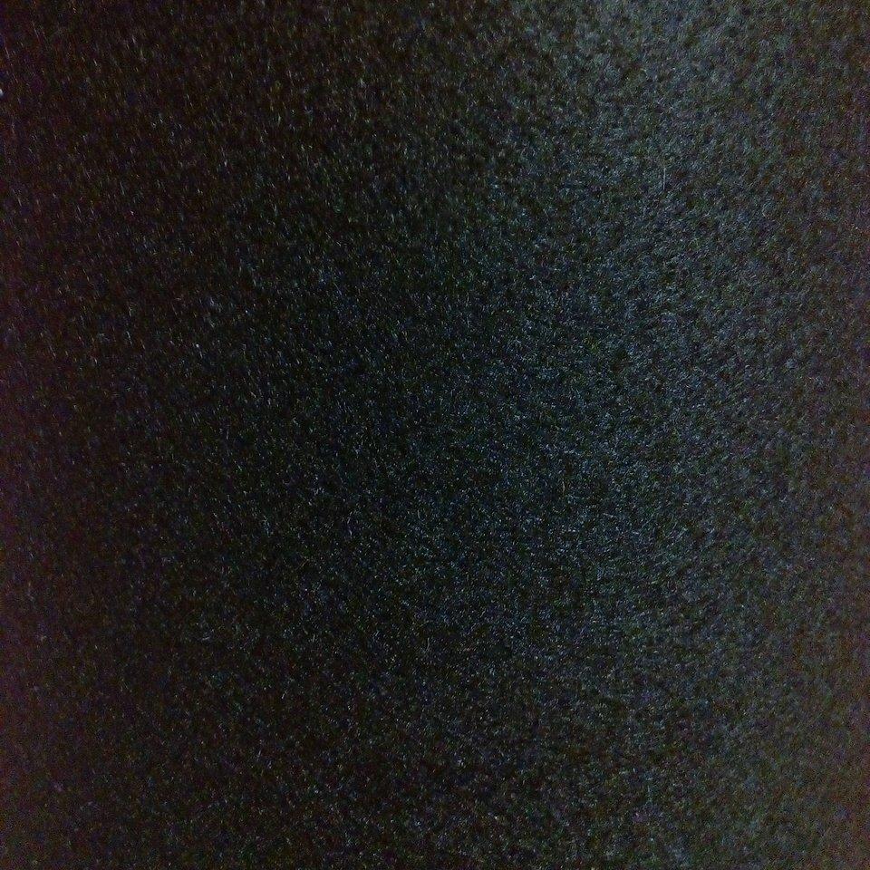 filc černý 2mm 160cm