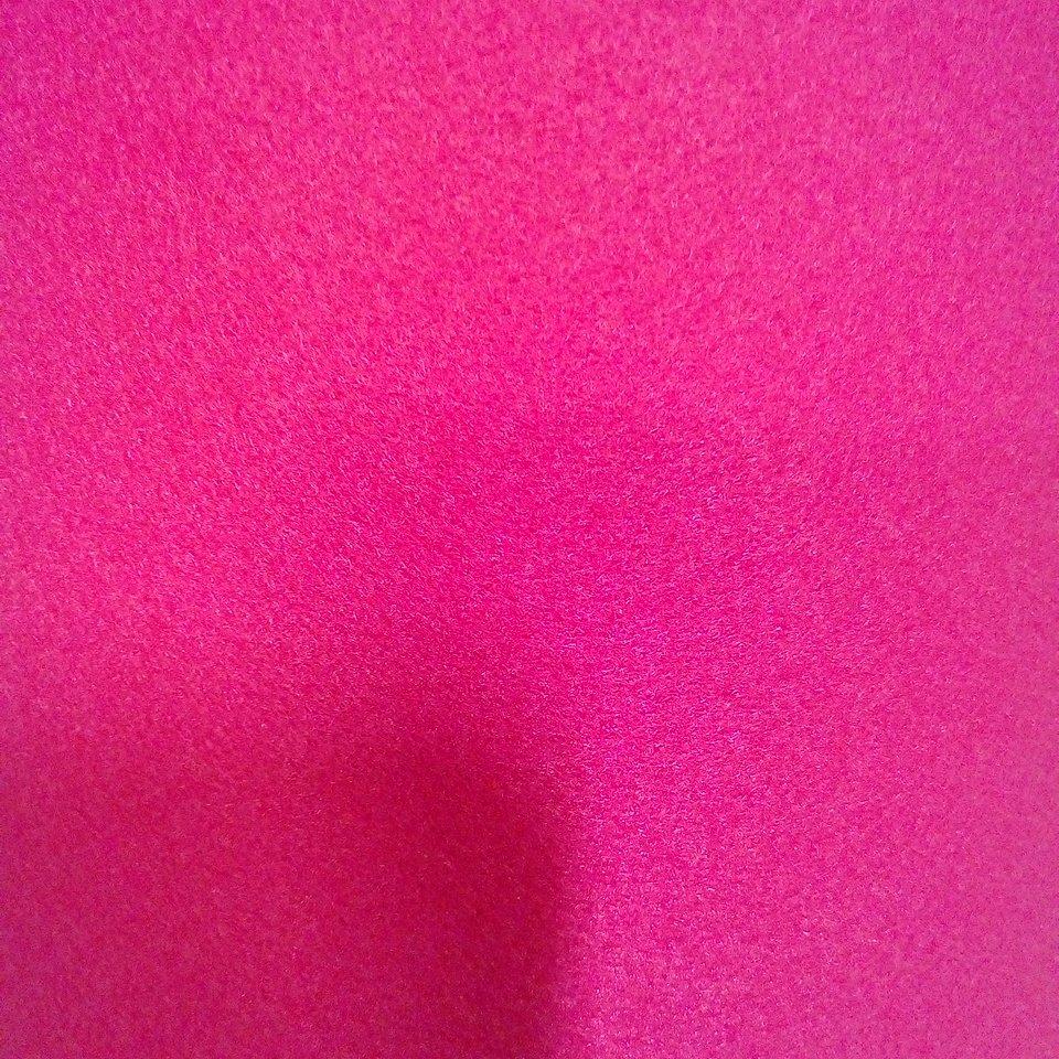 filc růžový 2mm 160cm