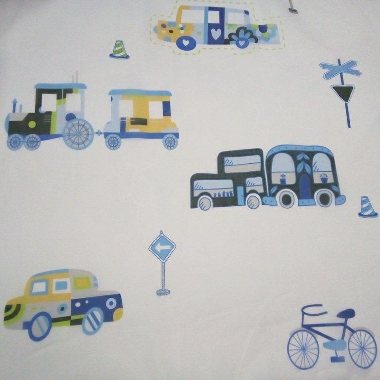 záclona Ro autíčka 180-605