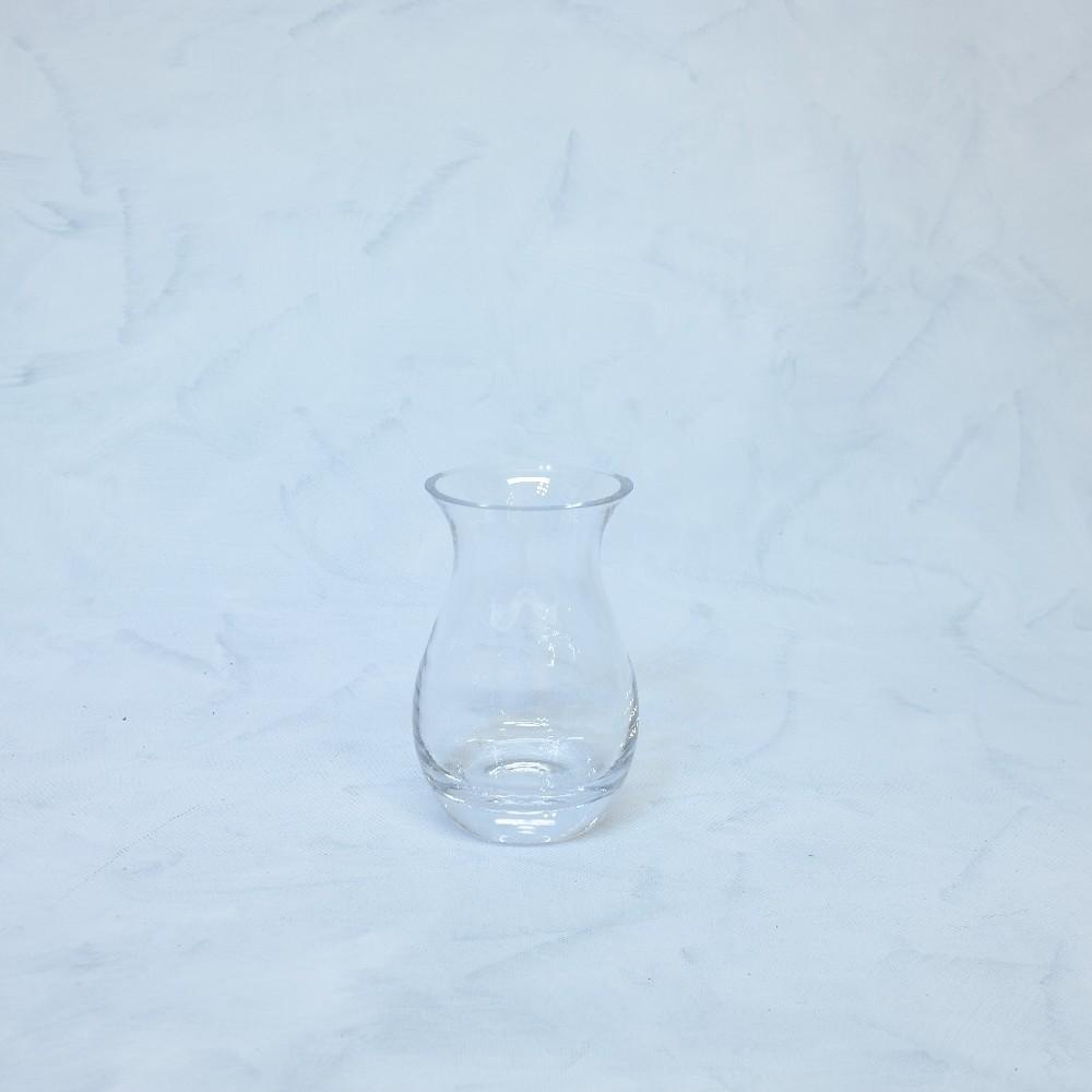 váza sklo 17cm