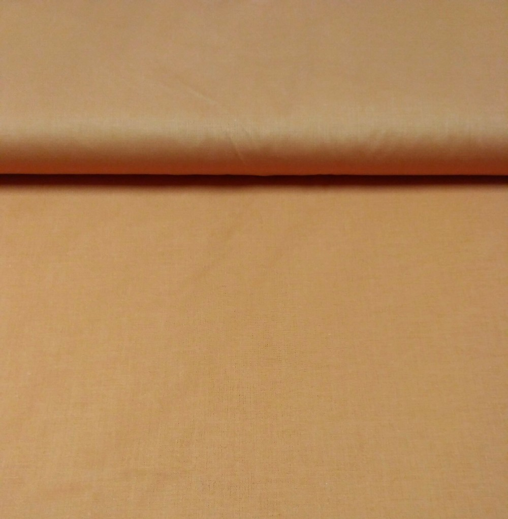 bavlna cihlová 150 cm