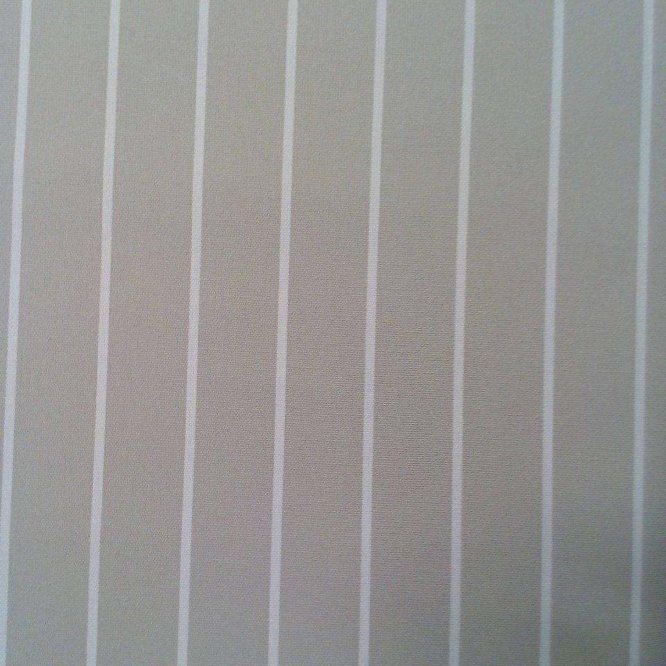 slunečníkovina šedá smet.proužek š.140