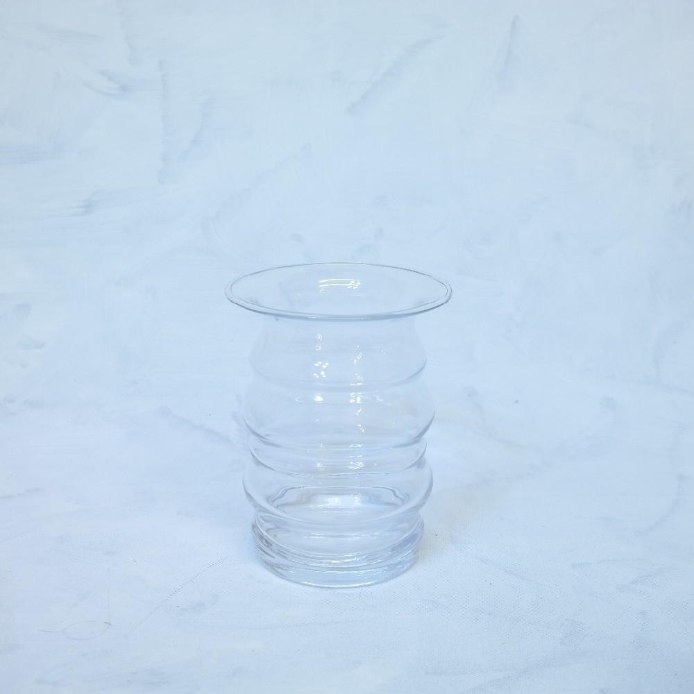 váza sklo15x19cm