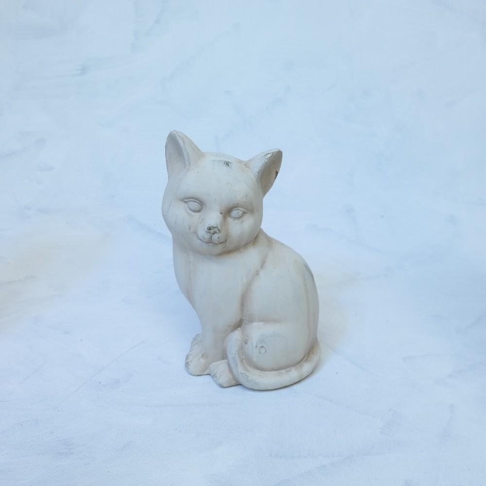 kočka decorace23x13cm