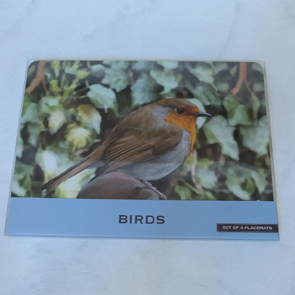 prostíráni ptáci29x21cm-4ks