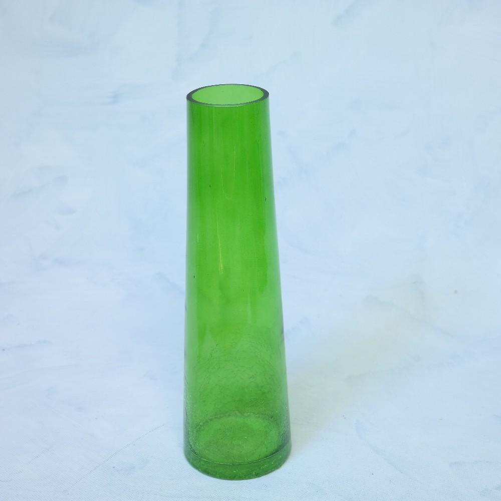 váza zelená deco30cm
