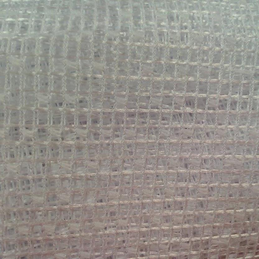 záclona  Fa síťová bílá 160 cm