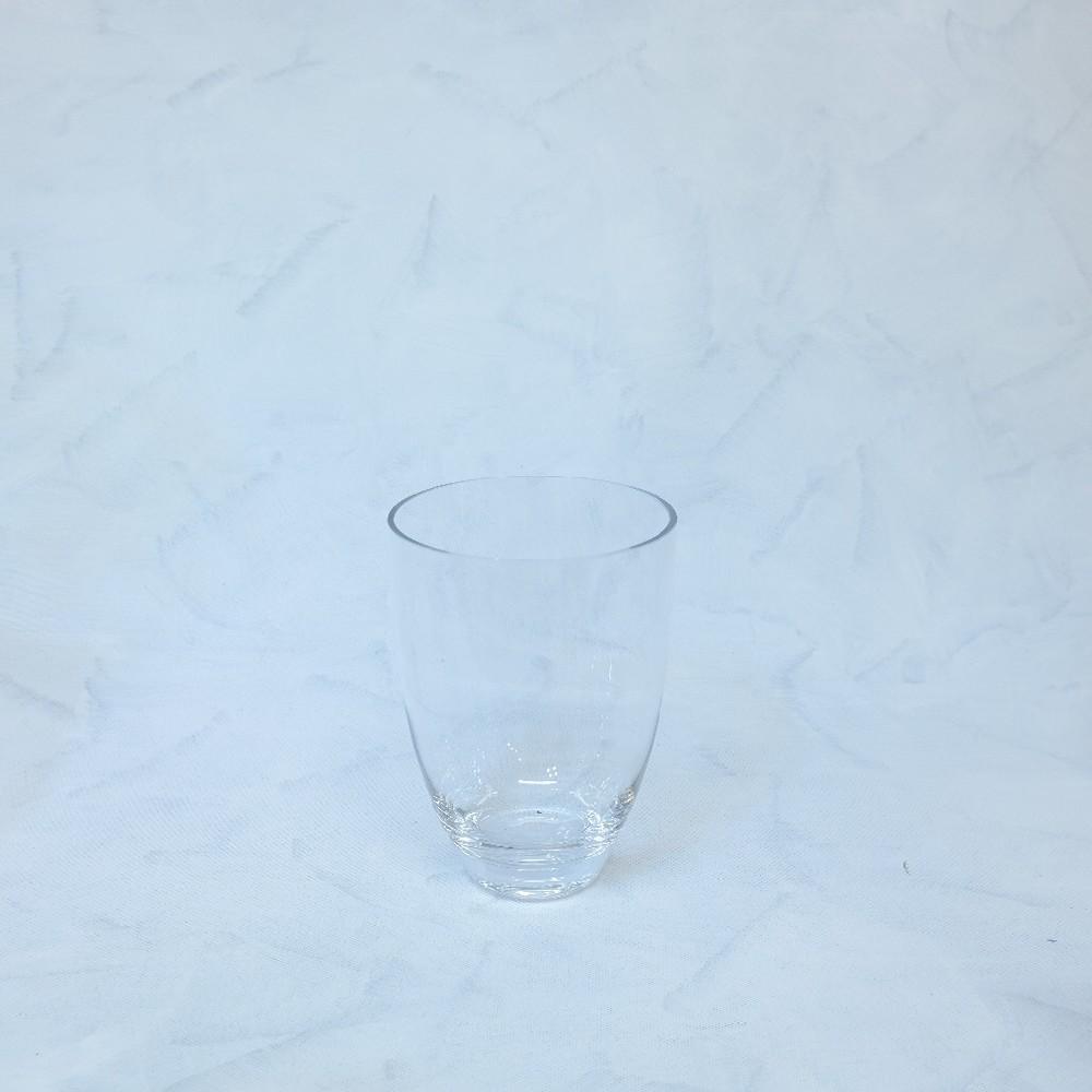 váza sklo deco20x15cm